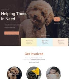 website Animal Rescue