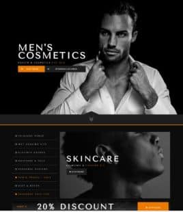 web site Mens Cosmetics