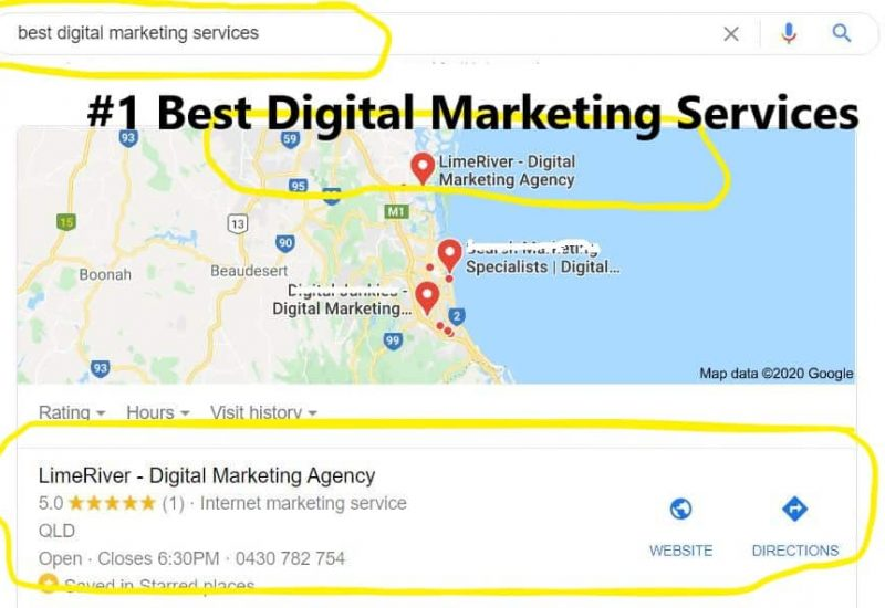 #1 Best Digital Marketing Services