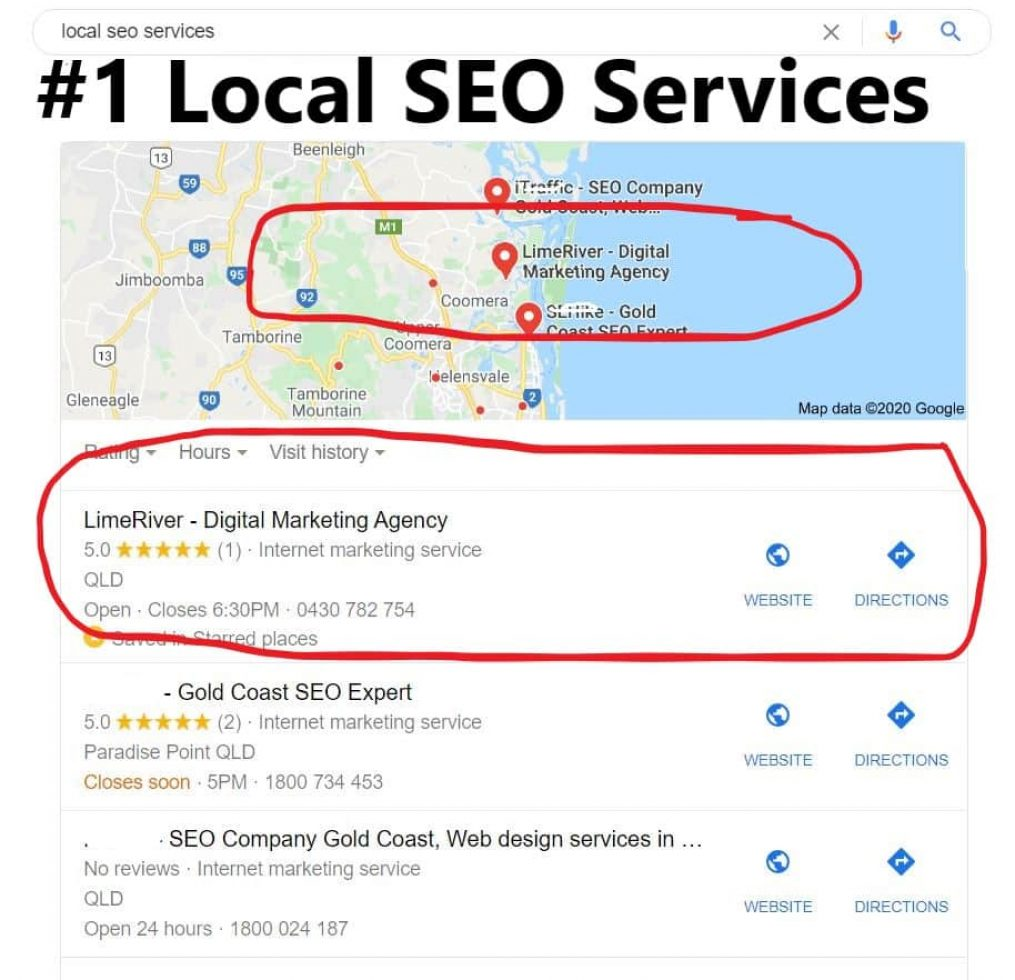 #1 Local SEO Services