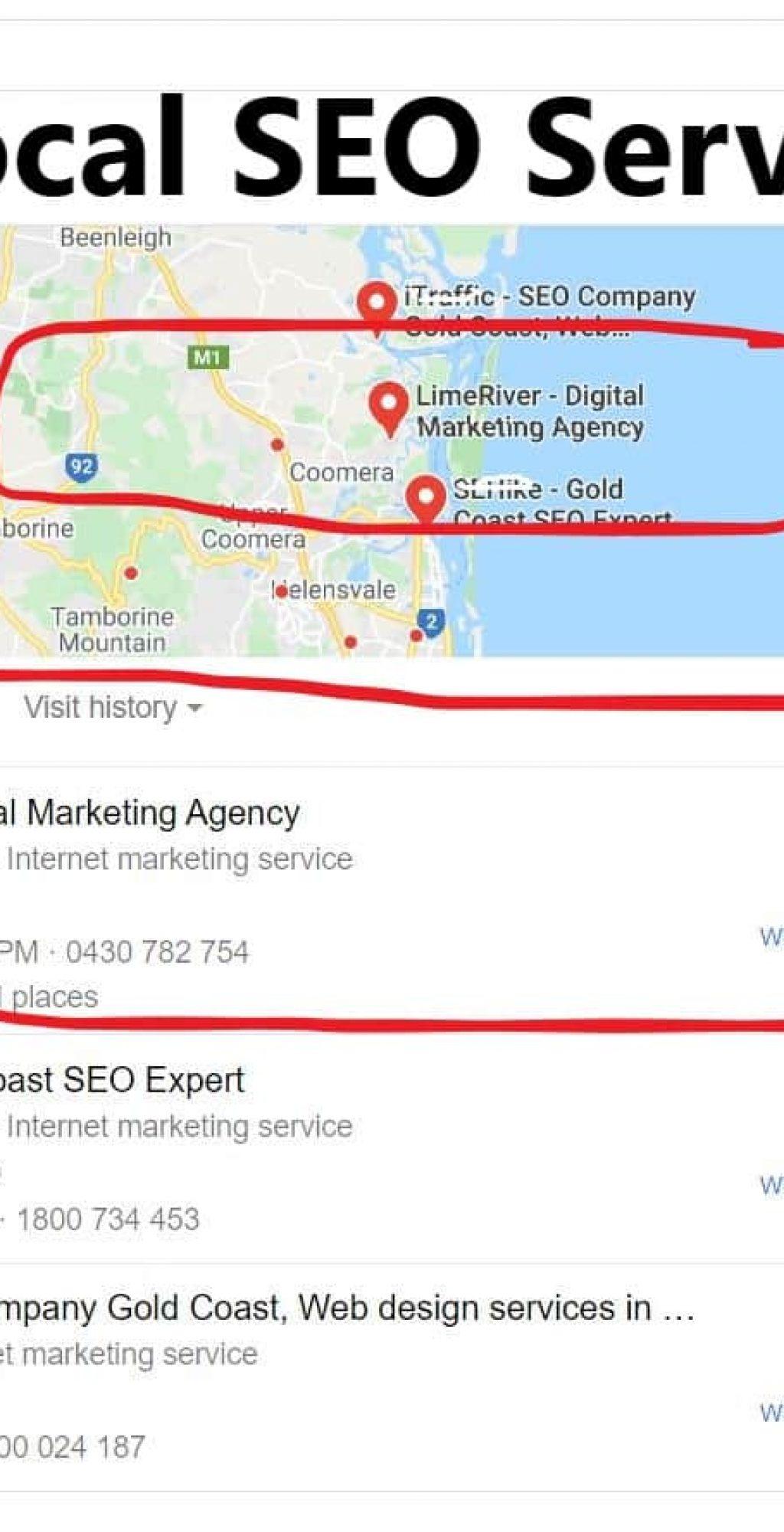 #1 Local SEO Services
