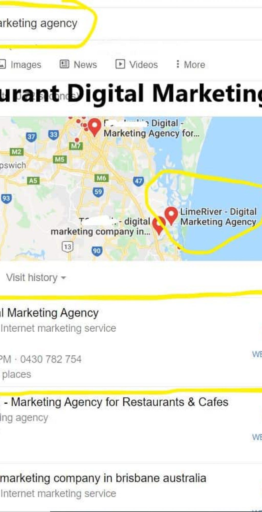 #1 Restaurant Digital Marketing Agency