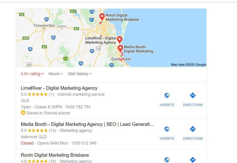 Top Digital Marketing Agencies