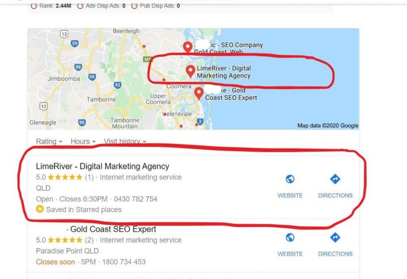 #1 Local SEO Agency