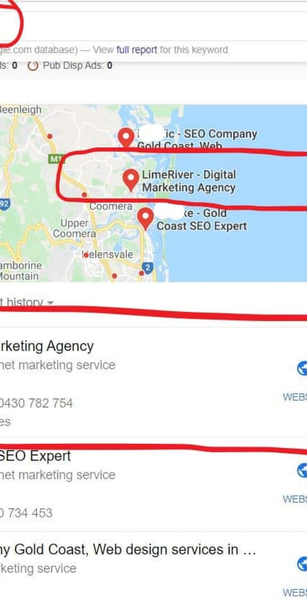 #1 Local SEO Agency